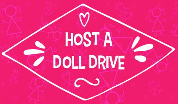 Host a Doll Drive